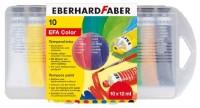 Faber-Castell Tempera Tuben 10er Etui 12 ml