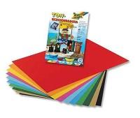 Folia Tonzeichenpapier A4 20Blatt, 130g/m²