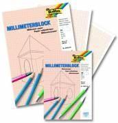 Millimeterpapier A4 80g - 25 Blatt