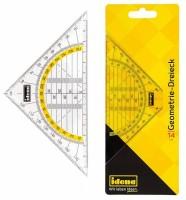 Idena Geo-Dreieck/ Geometrie-Dreieck 14cm