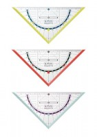 Herlitz my.pen Geo-Dreieck/ Geometrie-Dreieck 16cm