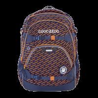 COOCAZOO Schulrucksack ScaleRale - FreakaSneaka, Orange Blue 2020
