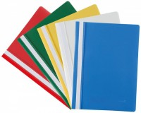Idena Schnellhefter A4 PP 10 Stück, farblich sortiert