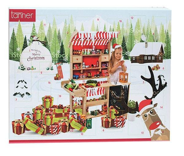 adventskalender kaufladenartikel adventskalender kalender trendartikel meine schulkiste. Black Bedroom Furniture Sets. Home Design Ideas