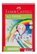 Faber-Castell Malblock A5 FSC-Mix - 60 Blatt